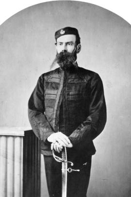 [J. Gordon Vinter, B.C. Rifle Brigade]