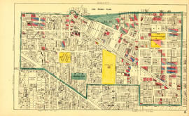 Sheet 6 : Knight Street to Slocan Street and Eighteenth Avenue to Twenty-ninth Avenue