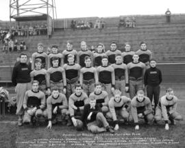 Prince of Wales Canadian Football Team 1933
