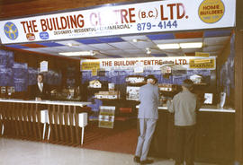 The Building Centre display of home planning and design services