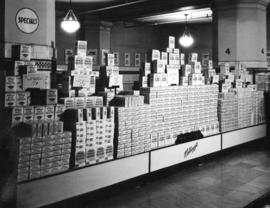 Kellogg's Display in Hudon's Bay Groceteria
