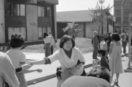Habitat Chinatown festival : children's outdoor games at 313 East Pender Street