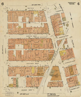 Plate 6 [Carrall Street to Water Street to Abbott Street to Pender Street]