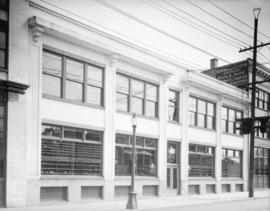 General Motors exterior [at 1014 Homer Street]