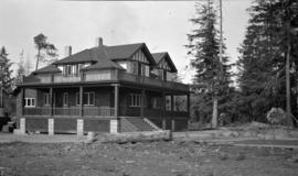 Ellis Keenleyside house at 3410 1st Avenue West, corner of Waterloo Street