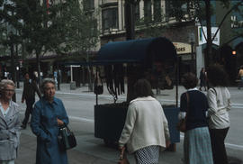 Granville Mall - vendors [1 of 2]