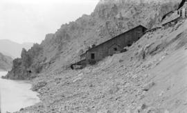 [Big Slide mine, Kelly Creek]