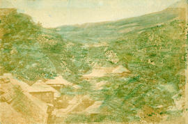 [View of a valley with houses]