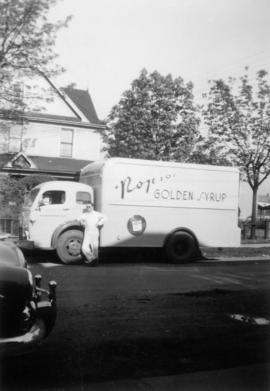 1951 White 7 1/2 [seven and one half] ton truck