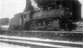 C.P.R. Steam, Pass. Eng. #3629 [Class N2A]