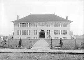 Brock School. S[outh] Vancouver, B.C.