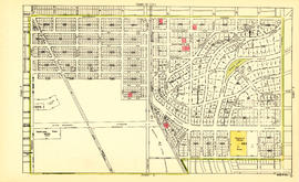 Sheet G : Trafalgar Street to Granville Street and Sixteenth Avenue to Nanton Avenue