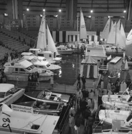 Boat show in Agrodome