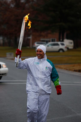 Day 027, torchbearer no. 106, Adam C - Oromocto