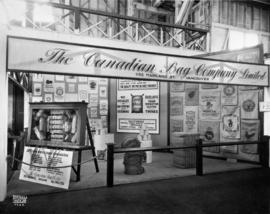 Canadian Bag Co. display