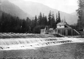 Capilano Creek Dam