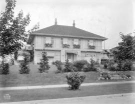[Photgraph of residence at 5026 Connaught Dr., Vancouver B.C]