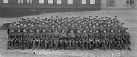 Canadian Officers Training Corps. University of British Columbia, Vancouver, B.C. Jan. 1918