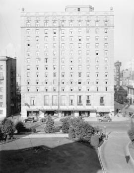 Hotel Georgia [at 801 West Georgia Street]