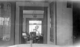 [1158 Arbutus Street interior - residence of Major Matthews]