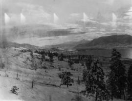 Penticton from Four Mile Creek Trestle