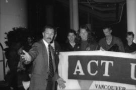 Act up : Pan Pacific Hotel