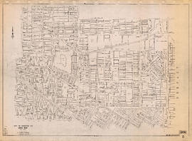 City of Vancouver, B.C. area map : Inverness Street to Boundary Road and 2nd Avenue/5th Avenue to...