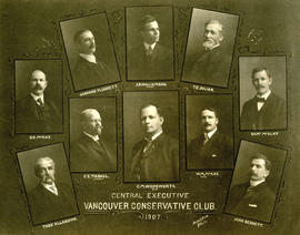 Central Executive Vancouver Conservative Club