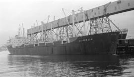 M.S. Dagrun [at dock]