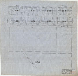 Sheet No. 2 [Ontario Street to 23rd Avenue to Cambie Street to Mountain Drive]