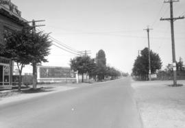 Granville [Street] and 70th Avenue northwest city