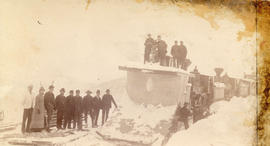 Snow Plow and [Train]
