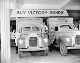 Pacific Meat Company [Victory Bond promotion]