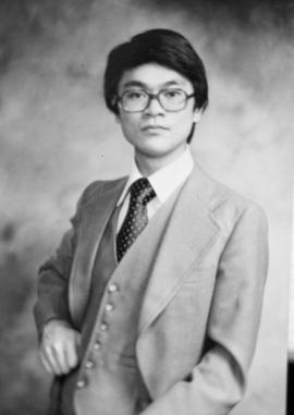 Portrait of Paul Yee