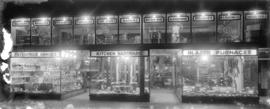 [W.T. McArthur & Co. Ltd. Window displays of Ranges, Kitchen Hardware and Furnaces]