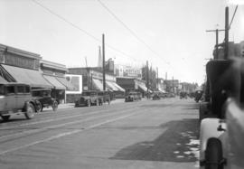 Granville [Street] and 11th [Avenue] southeast