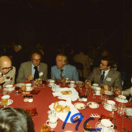 1978 P.N.E. meeting and banquet