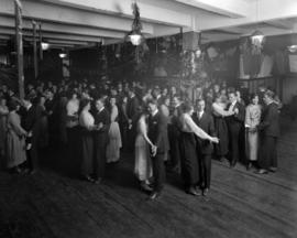 Bayview telephone operators dance at Seymour St[reet] Office