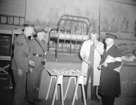 A.R.P. first aid competition [at] Seaforth Armouries
