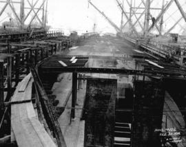 Hull No. 102 [under construction at West Coast Shipbuilders Limited]