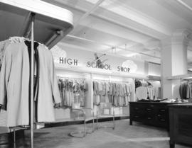 Hudson Bay Company - [High School Shop]