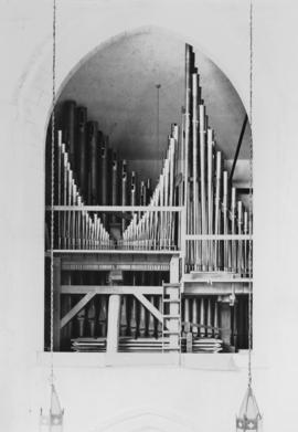 Great organ, St. Andrew's Wesley [United] Church