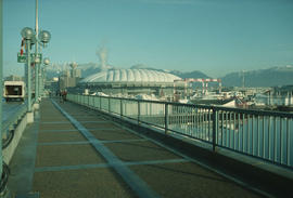 Cambie Bridge sidewalk [2 of 2]
