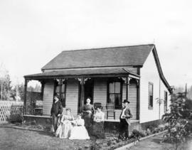 [Exterior of residence at 1617 Graveley Street]