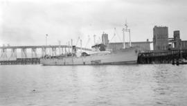 M.S. J.W. Paulin [at dock]