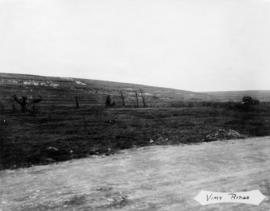 Landscape of Vimy Ridge