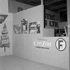 Pacific Mills - Crezon display