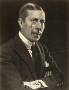Portrait of George Arliss
