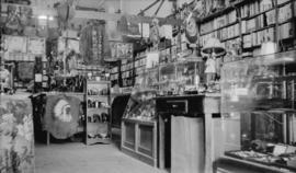 [W. L. Webber's Novelties, interior]