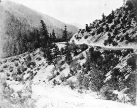 [A part of the Cariboo Road]